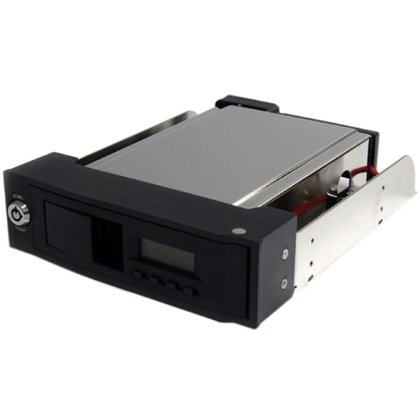 StarTech.com 5.25in Trayless Hot Swap Mobile Rack for 3.5in SATA HDD