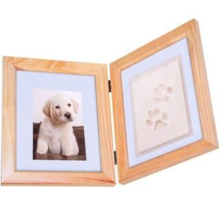 Pet Impression Keepsake Desk Frame Kit by Trademark Home