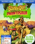 Scooby-Doo! Legend of the Phantosaur (Blu-ray/DVD)