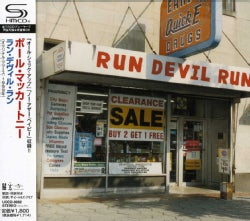 Paul McCartney - Run Devil Run