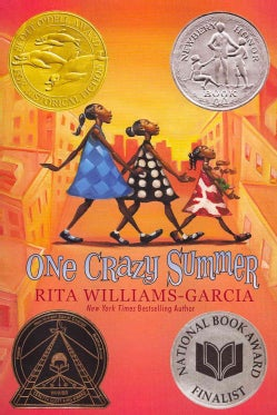 One Crazy Summer (Paperback)