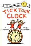 Tick Tock Clock (Hardcover)