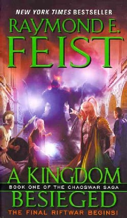 A Kingdom Besieged (Paperback)
