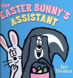 The Easter Bunny's Assistant (Hardcover)