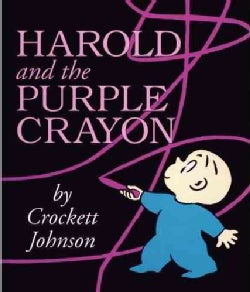 Harold and the Purple Crayon (Board book)