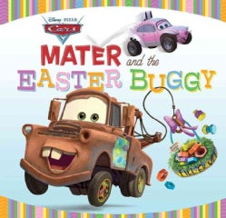 Mater and the Easter Buggy (Hardcover)