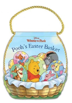 Pooh's Easter Basket (Board book)