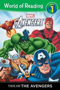 These Are the Avengers (Paperback)