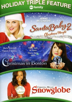 Santa Baby 2: Christmas Maybe/Christmas In Boston/Snowglobe (DVD)