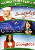 Santa Baby 2: Christmas Maybe/Christmas In Boston/Snowglobe (DVD)