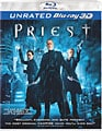 Priest (3D) (Blu-ray Disc)