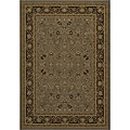 Power-loomed Kashan Slate Rug (11' 3 x 15' 0)