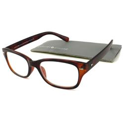 Gabriel+Simone Monsieur Tortoise Men's Reading Glasses