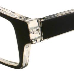 Gabriel+Simone Saint Germain Black Men's Unisex Reading Glasses