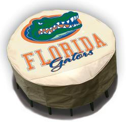 NCAA Florida Gators Round Patio Set Table Cover