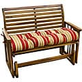 Palazzo Stripe Outdoor Bench Cushion