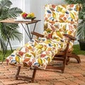 72-inch Outdoor Esprit Chaise Lounger Cushion