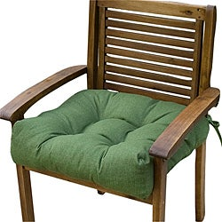 Outdoor Savannah Green Chair Cushion