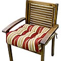 Outdoor Palazzo Stripe 20-inch Chair Cushion