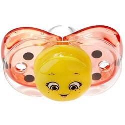 RazBaby Keep-it-Kleen Lola Ladybug Pacifier