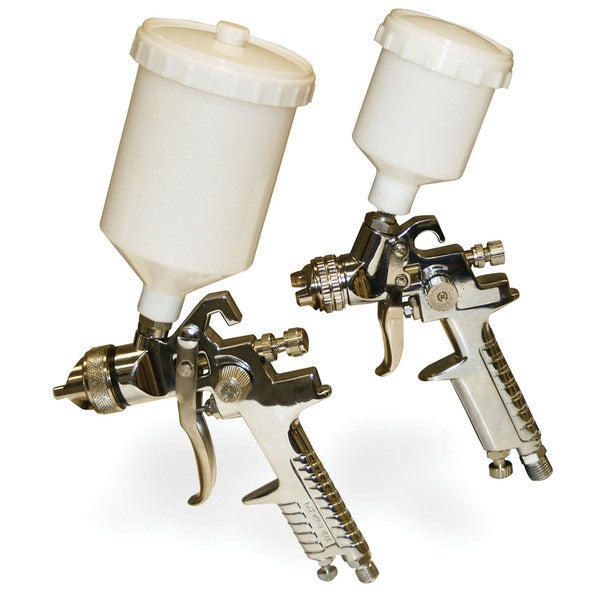 Gravity Fed 2-piece Spray Gun Kit