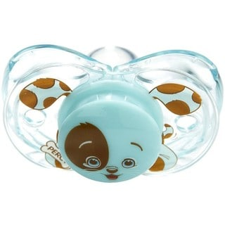 RazBaby Keep-it-Kleen Percy Puppy Pacifier