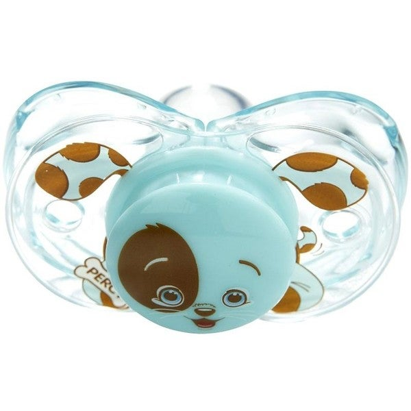 RazBaby Keep-it-Kleen Percy Puppy Pacifier