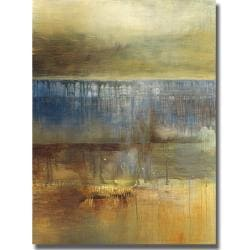 Heather Ross 'Ambergris' Canvas Art
