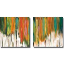 John Butler 'Sound and Vision' 2-piece Canvas Art Set