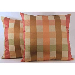 Barnard Spice Throw Pillows (Set of 2)