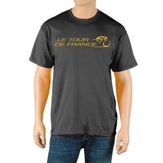 Le Tour de France Men's 'Race' Black Official T-Shirt
