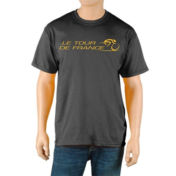 Le Tour de France Men's 'Race' Black Official T-Shirt