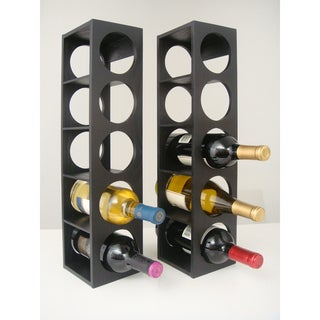 Black Rutherford Wine Rack