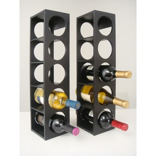 Black Rutherford Wine Rack