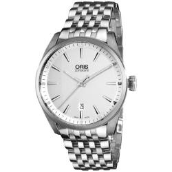 Oris Men's 'Artix Date' Stainless Steel Automatic Watch