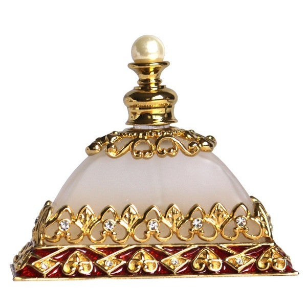 Cristiani Crystal Jeweled Royal Perfume Bottle
