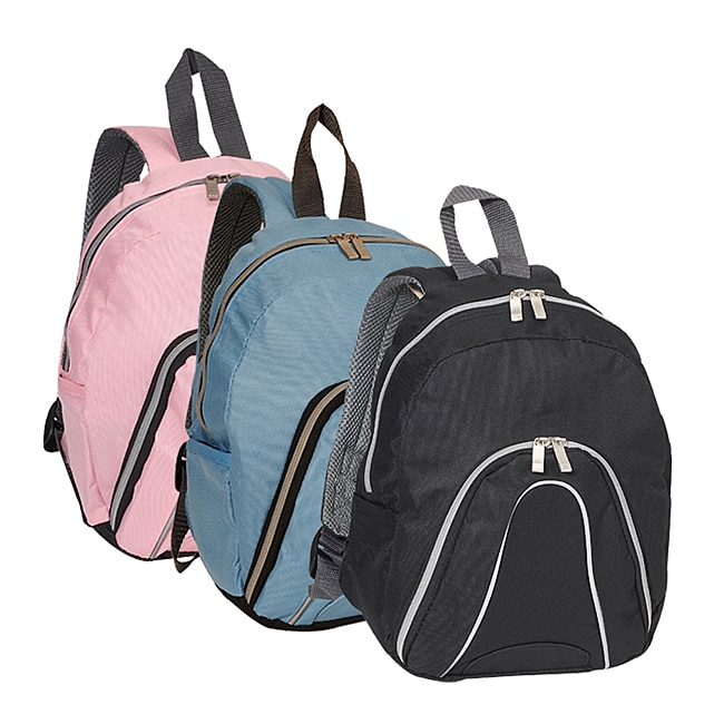 Everest 13-inch Polyester Junior Backpack with Padded Shoulder Straps