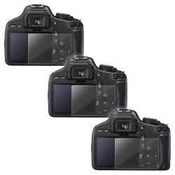 Screen Protector for Canon EOS 550D (Pack of 3)