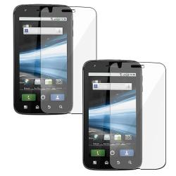 Screen Protector for Motorola MB860 Atrix 4G (Pack of 2)