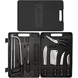 Weston 10-piece Game Processing Knife Set