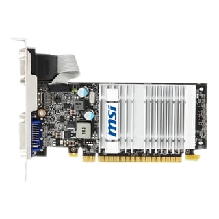 MSI N8400GS-MD512H GeForce 8400 GS Graphic Card - 567 MHz Core - 512