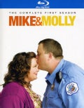 Mike & Molly: The Complete First Season (Blu-ray Disc)