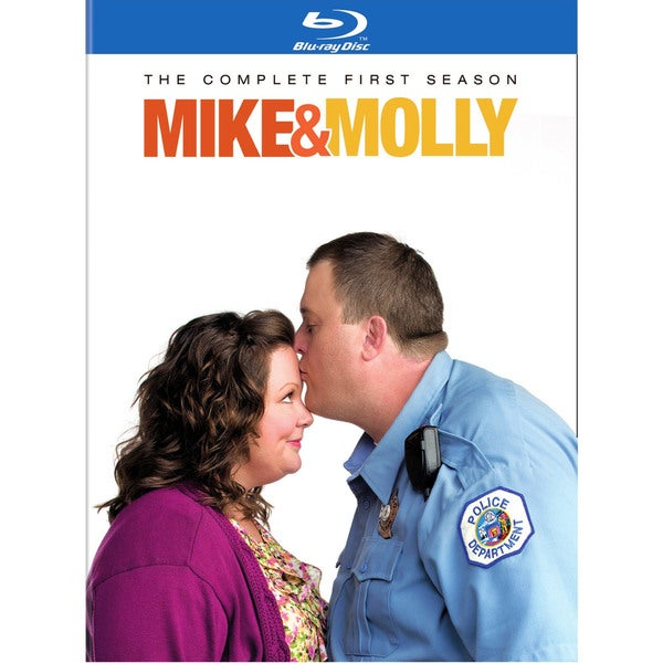 Mike & Molly: The Complete First Season (Blu-Ray) Blu-Ray from Warner Bros. 8143795