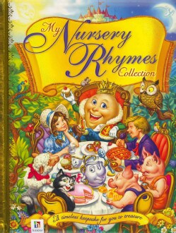 My Nursery Rhymes Collection (Hardcover)
