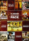10-Movie Western Pack Vol. 1 (DVD)