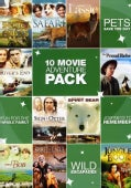 10-Movie Family Adventure Pack Vol. 1 (DVD)