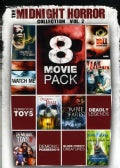 8-Movie Pack Midnight Horror Collection Vol. 2 (DVD)