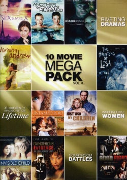 10-Movie Mega Pack Vol. 3 (DVD)
