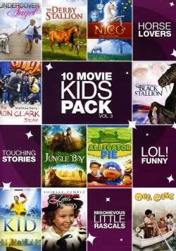 10-Movie Kid's Pack Vol. 3 (DVD)