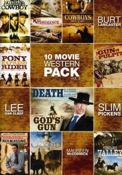10-Movie Western Pack Vol. 2 (DVD)
